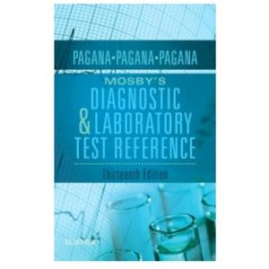 Other - Mosbys diagnostic and laboratory test reference